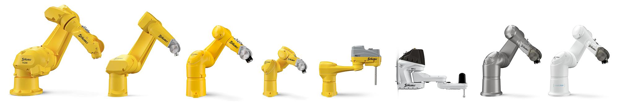 STÄUBLI - Roboter mit Schweizer Perfektion-(c) STÄUBLI