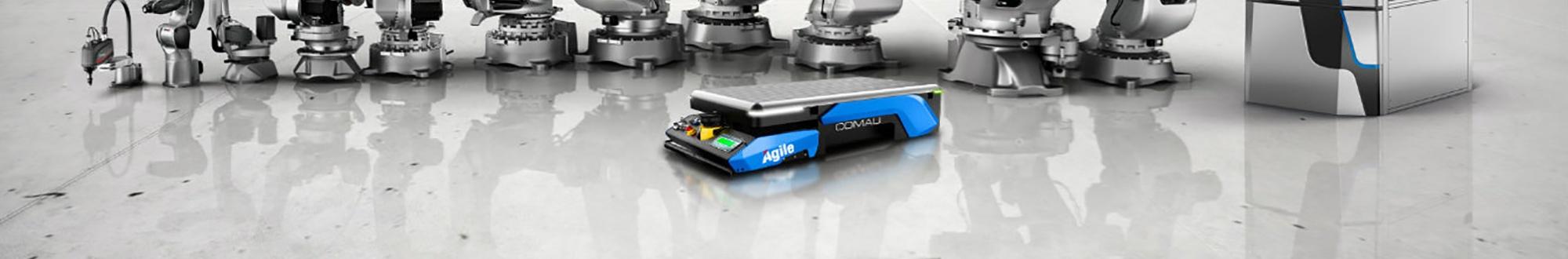 COMAU - Agile 1500-