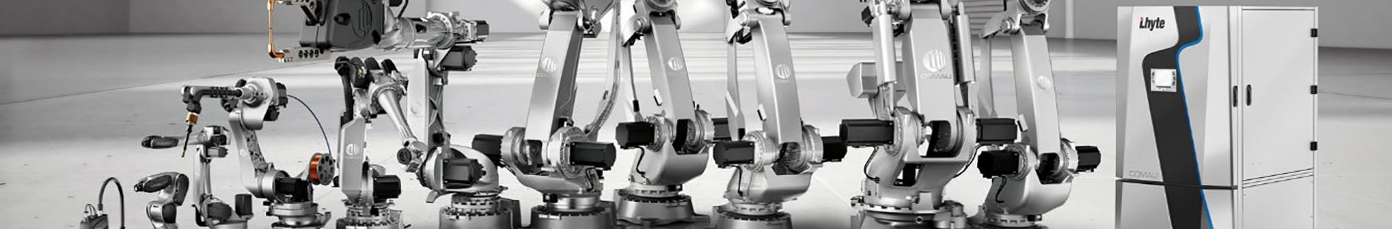 COMAU Robotics - Made in Italy-