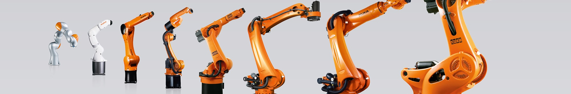 Germany's best - KUKA Industrieroboter-