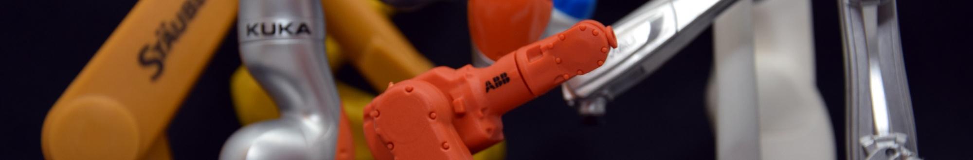 Schräges, futuristisches und humorvolles aus der Welt der Robotik-