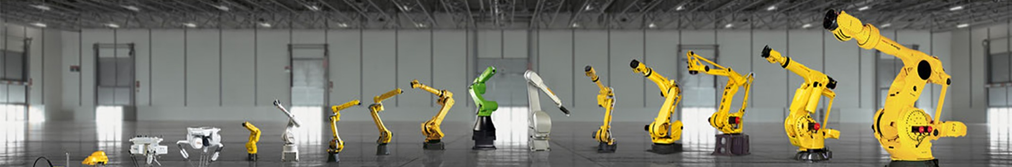 FANUC - Auch der Weltmarktführer aus Japan, ist nun Partner von Robot-World-