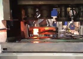 08.01.2019 - Glühteile-Erzeugung mit ABB Roboter und Sondergreifer-