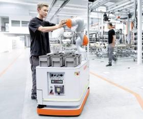 Die Vorteile des KMR iiwa von KUKA-(c) KUKA Deutschland GmbH