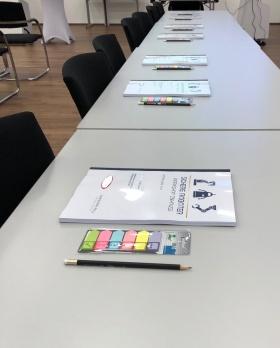 Möglicher Workshop-Aufbau und Inhalt der Unterlagen-